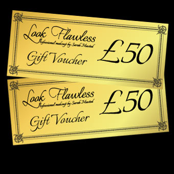 Gift Vouchers for Look Flawless Makeup Services